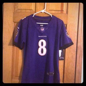 Baltimore Ravens Lamar Jackson jersey